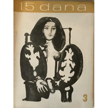 15 DANA ČASOPIS 1962. BROJ 3